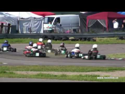 linkøping kart Karting MKR Final Linköping Mini B final   YouTube linkøping kart