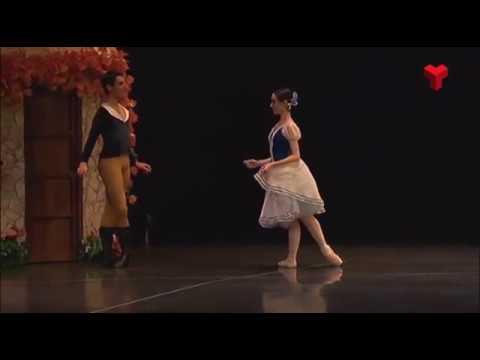 El Centre de Dansa de Catalunya porta Giselle al Centre Cultural