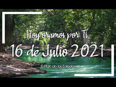 HOY ORAMOS POR TI | JULIO 16 de 2021 |  Oración Devocional | VERDADERA IDENTIDAD