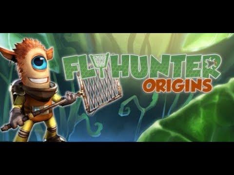 Flyhunter Origins Gameplay  Sept 17 PLATFORMER |