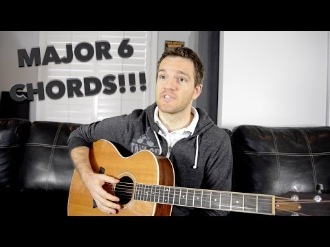 appreciate the major 6 chord!
