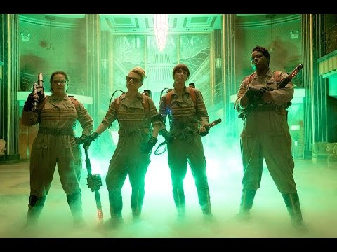 GHOSTBUSTERS - Official International Trailer streaming vf