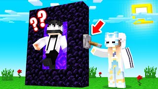 CE S-A INTAMPLAT IN NETHER?! Minecraft cu AndreeaRLC (Ep4)