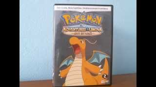 pokemon adventures in unova and beyond dvd set 2