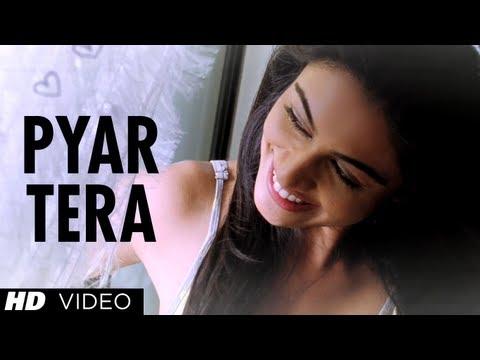 Pyar Tera Official Song | Luv U Soniyo | Tanuj Virwani, Neha Hinge