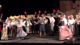 """Il Cigno: Danza popolana in """"L"""