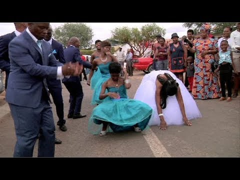 South African Best Wedding Steps (2018)