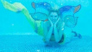 Winx club Harmonix Stella Cosplay Underwater