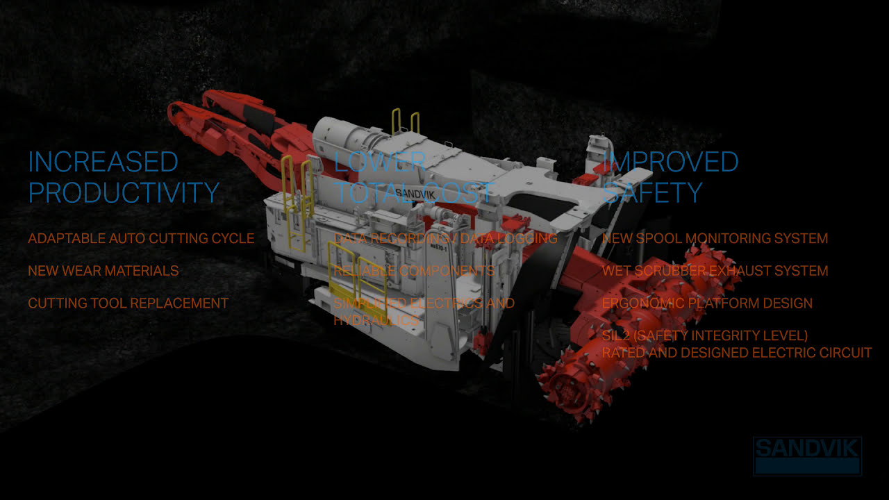 Sandvik MB670-1   Sandvik Mining and Rock Technology