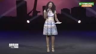 Abidjan capital du rire omega david et decothey