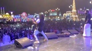 Thaikkudam Bridge Live ( Dubai - Global Village) | Vian Fernandes Stage Performance