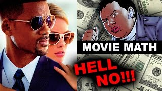 Box Office for Focus vs Suicide Squad - Will Smith & Margot Robbie