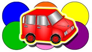 The Color Game - Learn Colors, Teach Colours, Kids English Learning, ESL, EFL, Kindergarten Lesson