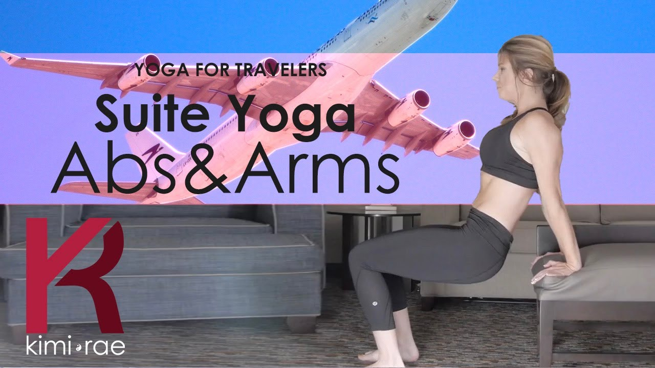Suite Yoga Abs & Arms - Kimi Rae