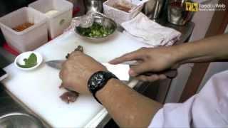 Grilled Beef Salad @phukets Thai