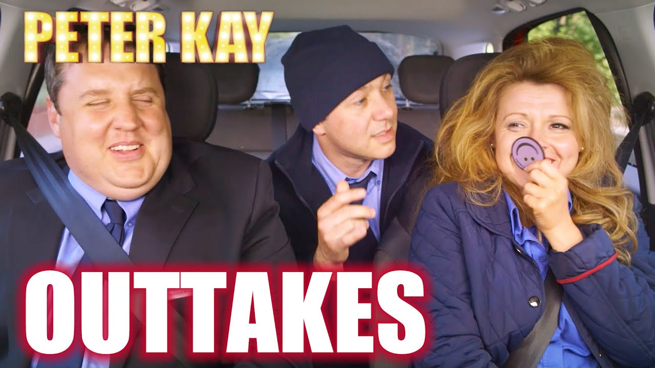 Stinky Ray OUTTAKES | Peter Kay's Car Share