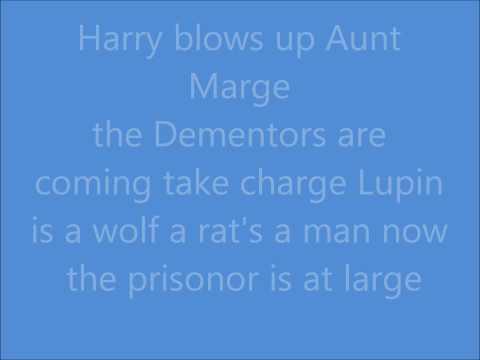 Harry Potter In 99 seconds Lyrics