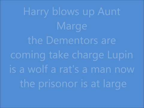 Harry Potter In 99 seconds Lyrics