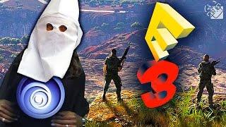 Конференция Ubisoft на E3 2015 Гагатун, Своти и Юзя