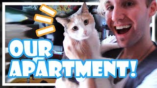 APARTMENT TOUR! [VLOG]