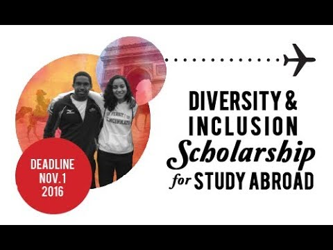Diversity & Inclusion Scholarship: Why Should UC Students Study Abroad?