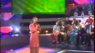 Юлия Савичева - Высоко (первое выступление)