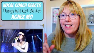 Vocal Coach Reacts to Agnez Mo 'Things will get better'