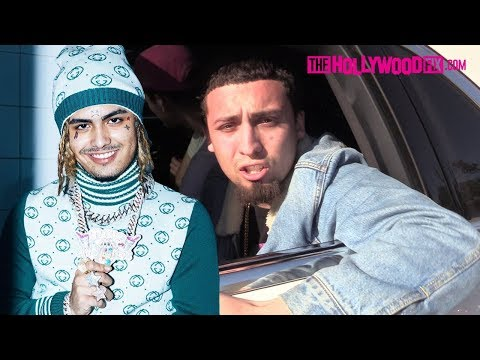 Lil Pump's Cousin Lil Ominous Speaks On His Beef With Pump & Exposing Him In 'You Not The Same'