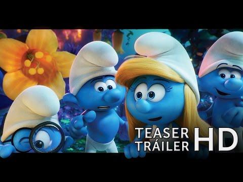 LOS PITUFOS: LA ALDEA ESCONDIDA. Teaser Tráiler en español HD. Ya en cines.