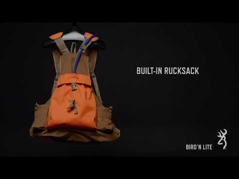 Bird'n Lite Strap Vest 2.0