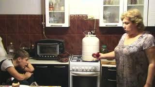 Жизнь  на  кухне через  замочную  скважину. Купили автоклав-не  АХ !