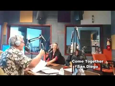 Come Together San Diego April 14 2018 mixed live stream Hour 1