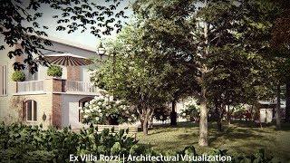 Architectural Animation   Ex villa Rozzi - S. Egidio alla Vibrata (prod.MALO)