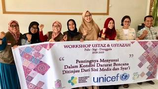 Workshop Ustaz dan Ustazah AIMI di Palu