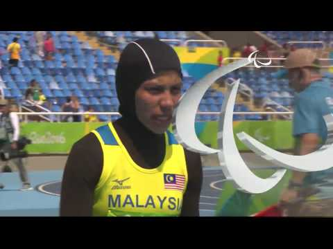 Athletics | Women's Long Jump - T20 Final  | Rio 2016 Paralympic Games