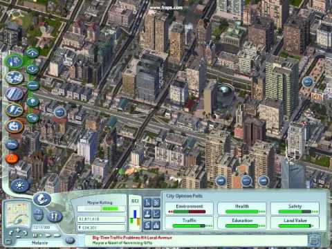 Sim City 4 Deluxe Cheats