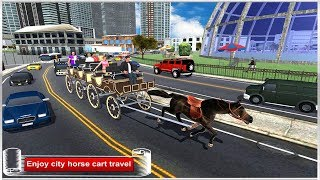 Horse Carriage Transporter: Cart Riding Simulator- By Collider Game Studio