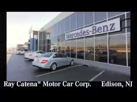 ray catena mercedes benz edison tv spot youtube