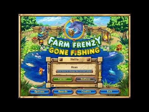 Instal Farm Frenzy Gone Fishing