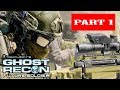 Tom Clancy's Ghost Recon: Future Soldier Gameplay walkthrough #1 [ PC HD ]