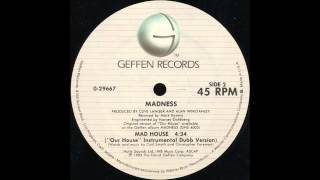 "Mad House (""Our House"" Instrumental Dubb Version) - Madness"