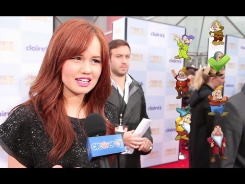 'Mirror Mirror': Who Are the 7 Dwarves?  Debby Ryan, Billy Unger, Jake Short