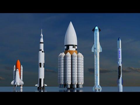 Boeing's 4 Million lbs Payload Rocket (LMLV) Large Multipurpose Launch Vehicle Concept