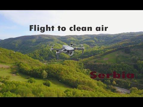 Flight to clean air - Mavic Pro * Serbia * Letenja na čistom vazduhu - Mavic Pro