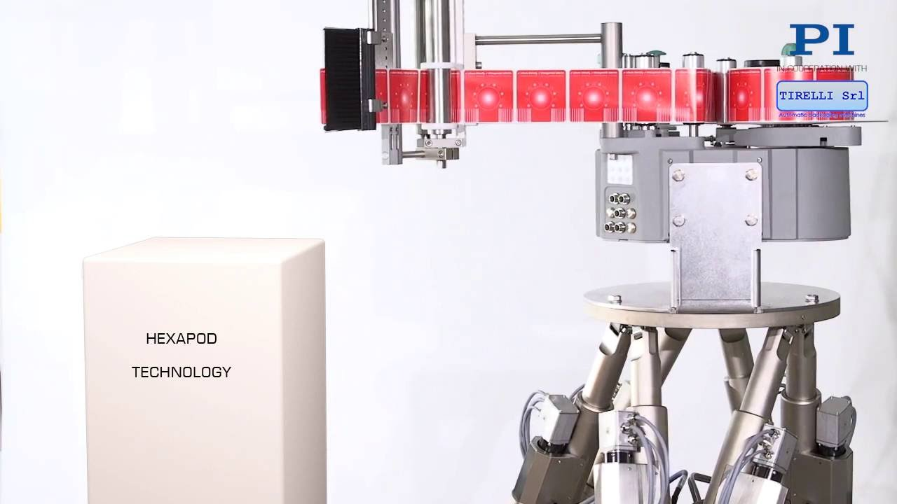 How to use Hexapods in Multi-Axis Precision Automation Applications - by  www pi ws