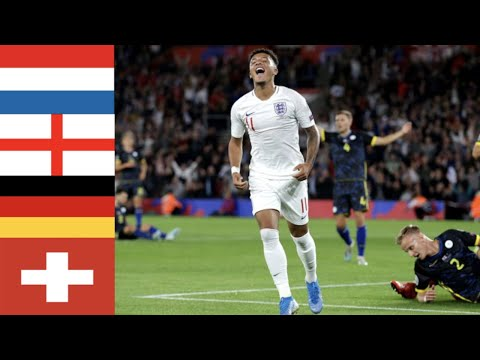MOST THRILLING International Games of 2019