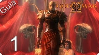 God of War 2 HD Walkthrough parte 1 Español