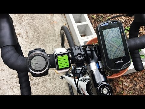 Garmin Fenix 3 HR Vs Apple Watch Series 2 - GPS Accuracy And Battery Life Test!
