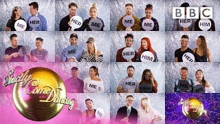 How well do our Strictly couples know each other? - Week 2 | BBC Strictly 2019