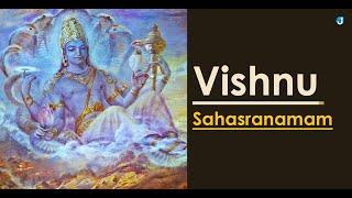 Vishnu Sahasranamam Full Version in Sanskrit | श्री विष्णु सहस्रनाम संपूर्ण स्तोत्र | Bhakti Songs